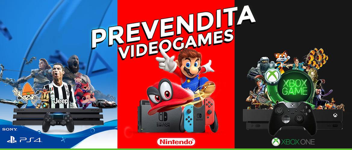 Prevendita Games