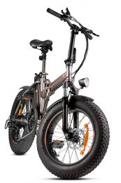 "Smartway M1P-R1SL-T bicicletta elettrica Titanio Acciaio 50,8 cm (20"")"