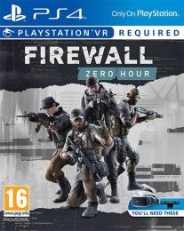 Firewall: Zero Hour - Playstation 4 PS4 VR