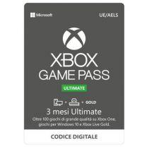 Microsoft Xbox Ultimate 3 mesi