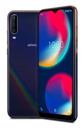 "Smartphone Wiko View4 Lite 6.52"" 2 GB 32 GB 4G Micro-USB Android 10.0 4000 mAh Blu"