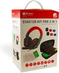 Kit Custodia joystick + Pellicola Protettiva + Cuffie Gaming ad Archetto