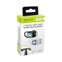 Luci universali per e-Bike Xtreme 2 Safety LED Light
