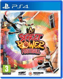 Street Power Football per Sony PlayStation 4 PS4