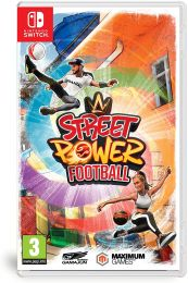 Street Power Football per Nintendo Switch