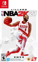 2K NBA 2K21 per Nintendo Switch