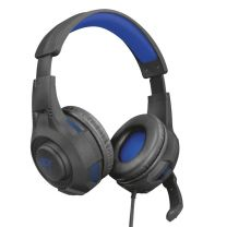 Trust GXT 307B Ravu Gaming Headset for PS4 Cuffia Padiglione auricolare Nero, Blu