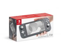 Console Portatile Nintendo Switch Lite Grigio