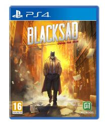 Blacksad Under The Skin per Sony PlayStation 4 PS4 Limited Edition