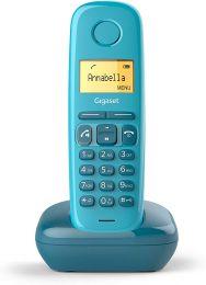 Telefono cordless Gigaset A270 con Vivavoce Ampio Display e Indicazione Data