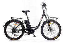 """Bicicletta eletterica Ibike City Easy S Ruote 26"""" Peso 28 kg Autonomia 40 km"""