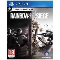 Ubisoft Tom Clancy's Rainbow Six Siege per PS4