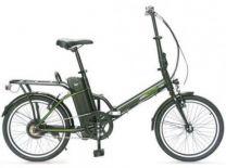 "i-Bike Fold Bici Elettrica Verde 20"" 250 W"