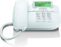 Telefono fisso Gigaset DA611 Display 10 tasti di chiamata