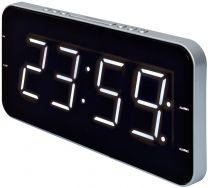 Roadstar CLR-2615 NEW radio Orologio Digitale Argento