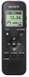 Sony ICD-PX370 - Registratore Vocale Digitale Memoria interna: 4GB Registra in formato mp3