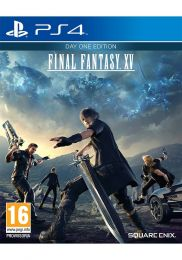 Koch Media Final Fantasy XV Day One, PS4