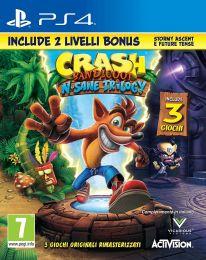 Crash Bandicoot N.Sane Trilogy + 2 Livelli Bonus - PlayStation 4 PS4
