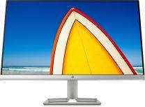 "HP 24f 24"" Full HD LED Argento Monitor"