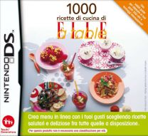 Nintendo 1000 ricette di cucina di ELLE à table