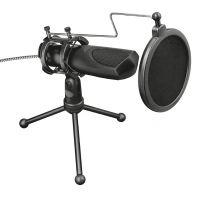 Trust GXT 232 Mantis Nero PC microphone Cablato