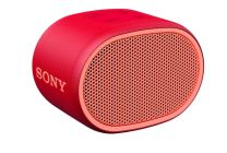 Sony SRS-XB01 Mono portable speaker Rosso
