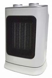 Termoventilatore Ardes AR4P08W Ceramico 1500W Oscillante Antiribaltamento Bianco