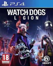 Ubisoft Watch Dogs: Legion, PS4 PlayStation 4 Basic