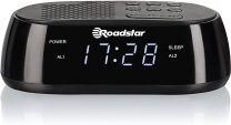 Roadstar Radiosveglia Digitale con Carica USB