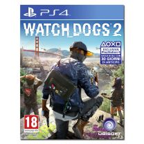 Ubisoft Watch Dogs 2 per PS4