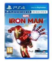Marvel's Iron Man VR per Sony PlayStation 4