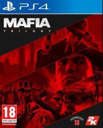 Mafia Trilogy per Sony Playstation 4 Ps4