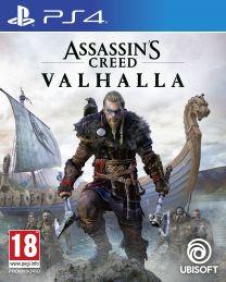 Ubisoft Assassin's Creed Valhalla, PS4 PlayStation 4, ITA