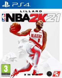 2K NBA 2K21 per Sony PlayStation 4 Basic