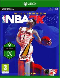 2K NBA 2K21, Xbox Series X Xbox One X Basic Inglese, ITA