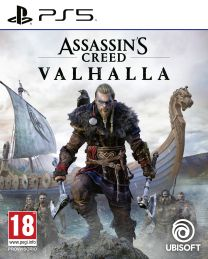 Ubisoft Assassin's Creed Valhalla, PS5 PlayStation 5 Basic Inglese, ITA