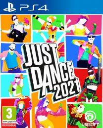 Ubisoft Just Dance 2021, PS4 PlayStation 4 Basic Inglese, ITA