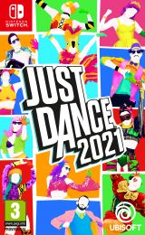 Ubisoft Just Dance 2021, NSW Nintendo Switch Basic Inglese, ITA