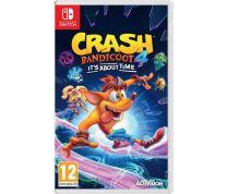 Activision-Blizzard Nintendo Switch Crash Bandicoot 4 It's About Time