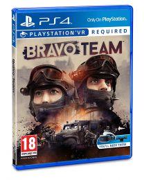 Bravo Team  PS4 PlayStation 4