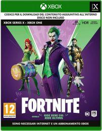 XBOX Series X Fortnite - Bundle Ride Bene Chi Ride Ultimo Warner Bros