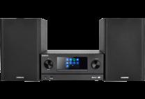 Kenwood M-9000S-B Sistema Audio Hi-Fi 50W