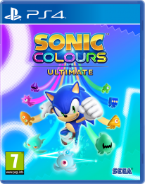 Sonic Colours: Ultimate PS4