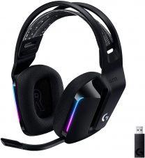 Logitech G733 Cuffie PC Wireless Nero