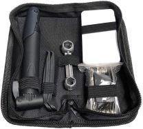 Ibike Kit Riparazione - 2 x Leva Pneumatico Kit riparazione Gomma Pompa per gonfiare Chiave inglese Attrezzi vari