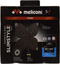 Meliconi Plus 200 S Supporto Ultra Sottile Tv 26'' a 40''