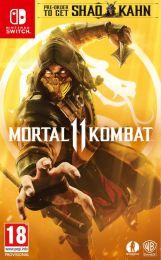 Warner Bros Mortal Kombat 11 Nintendo Switch