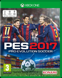 Halifax Pes 17 (Pro Evolution Soccer 2017) per Xbox One
