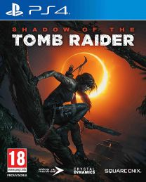 Shadow of the Tomb Raider - PlayStation 4 PS4