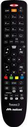 Meliconi telecomando per TV SONY, Personal 3, Pronto all'uso, non necessita di programmazione, Nero